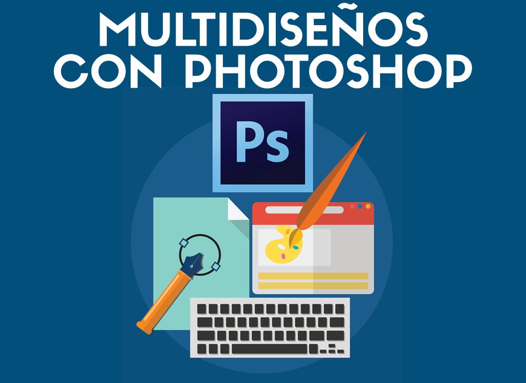 Curso de diseño con Photoshop
