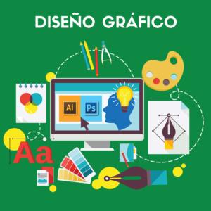 Curso Diseño gráfico digital - Photoshop - Ilustrator