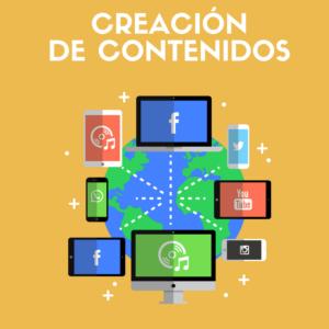 Curso Creación de contenidos digitales