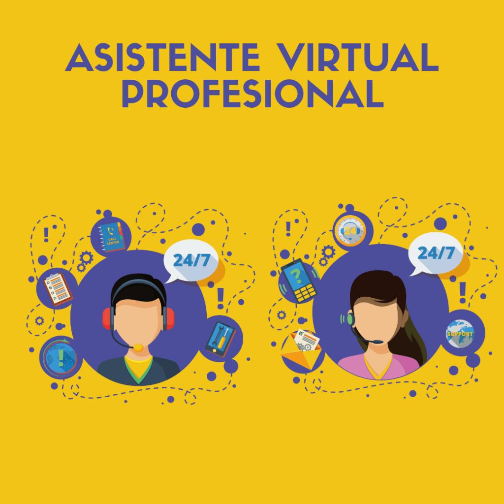 Curso Asistente virtual - Secretaria online profesional
