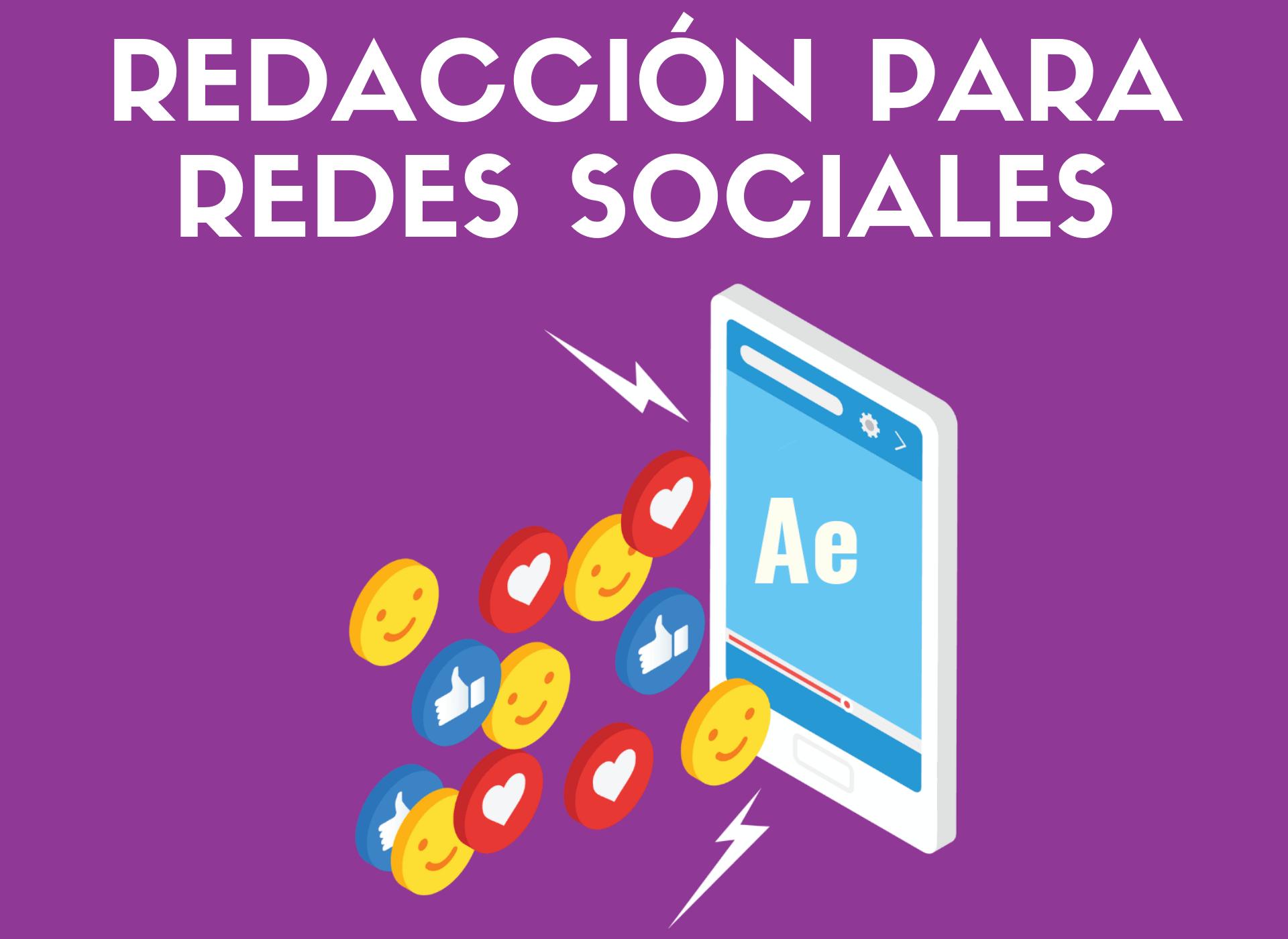 Curso Redacción para redes sociales
