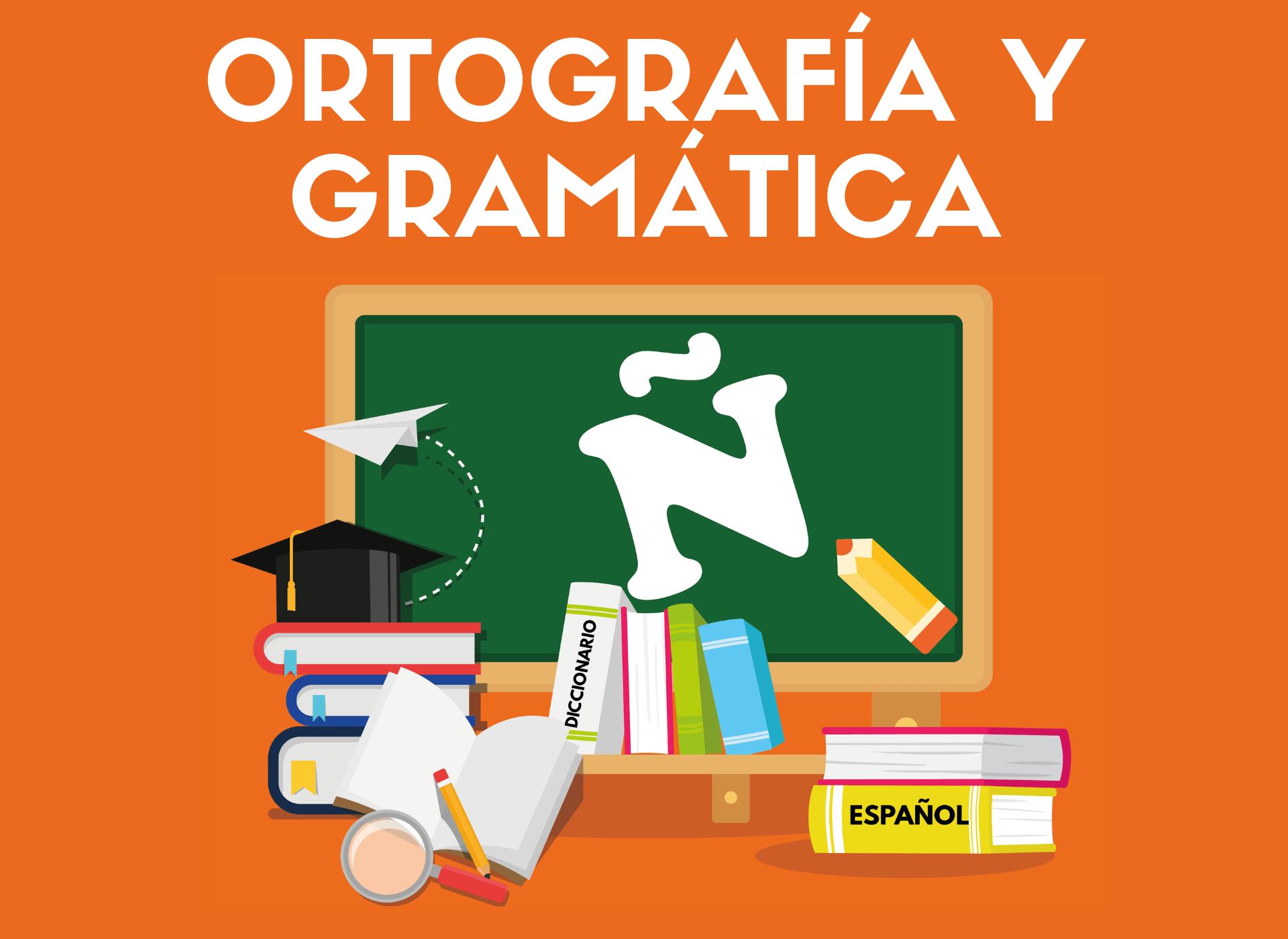 Curso intensivo Ortografía y gramática básica  - Redacción