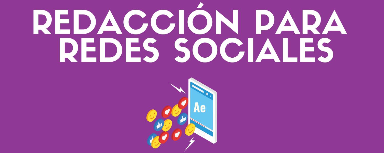 Curso Redacción creativa para redes sociales