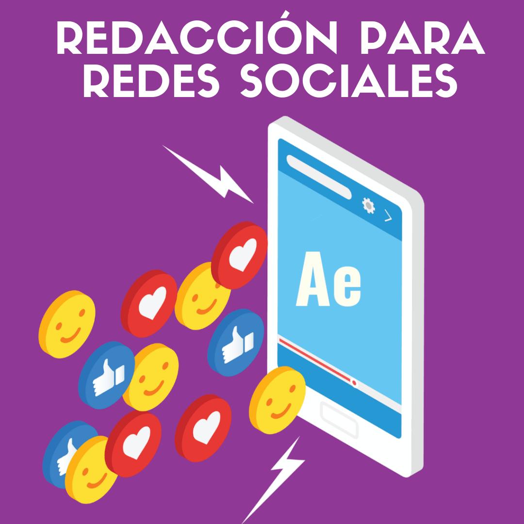 Curso Redacción para redes sociales - Aprende a escribir para Instagram