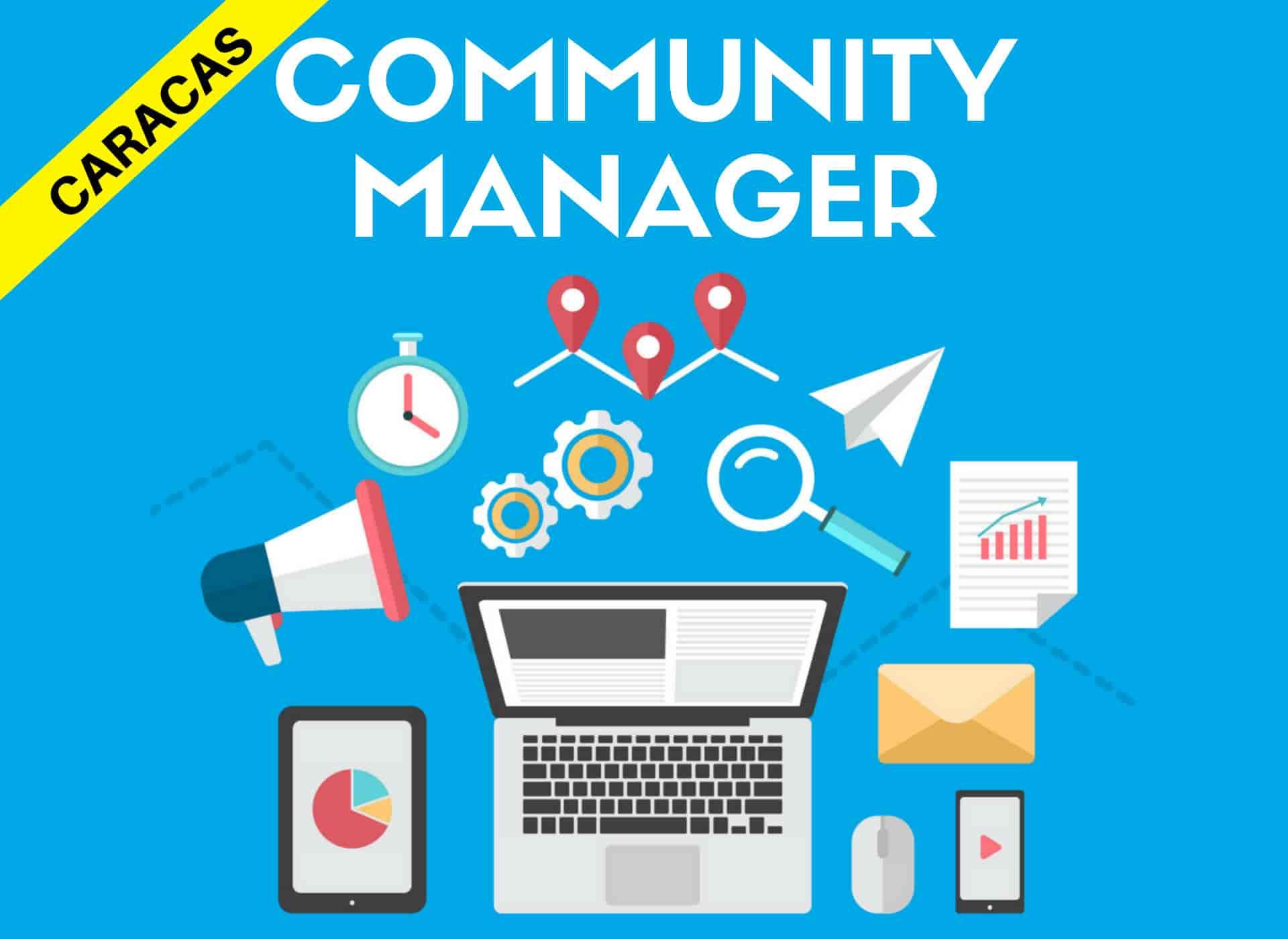 Curso Community manager - Caracas