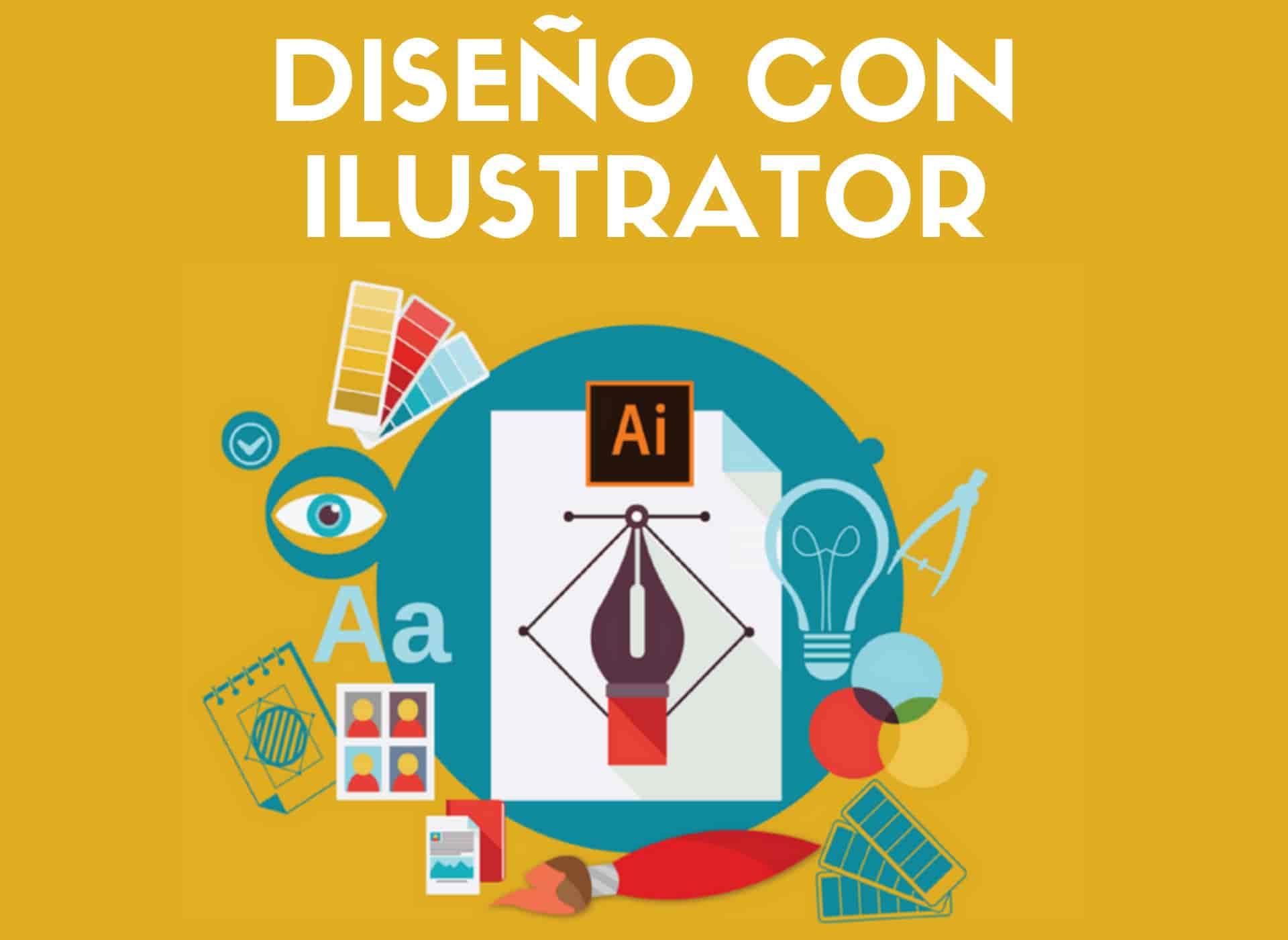 Curso Diseño gráfico con Ilustrator