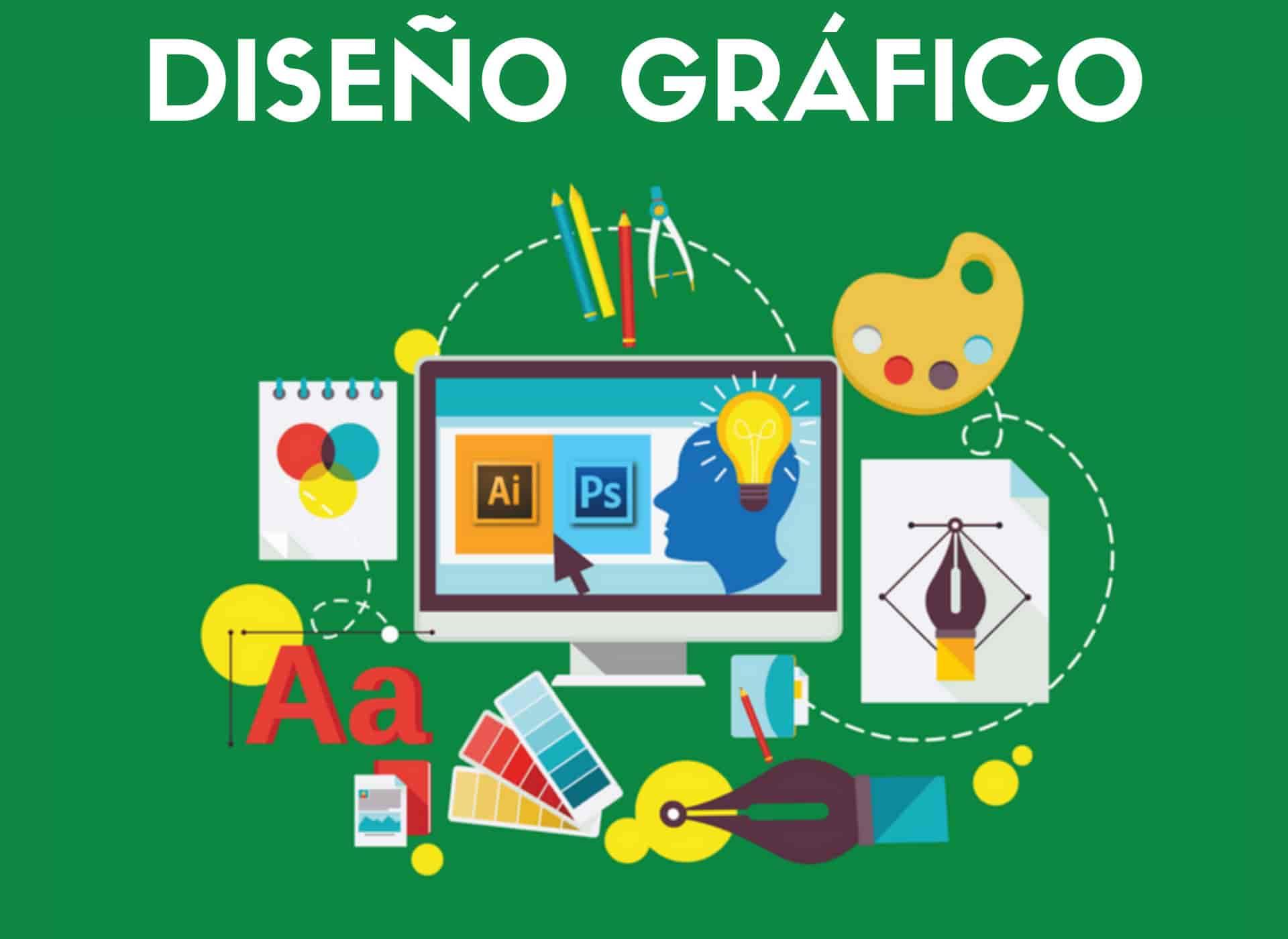 Curso Diseño gráfico digital para medios digitales