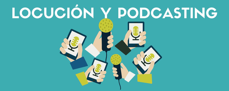 Curso Locución y podcasting - Aprende a crea tu podcast