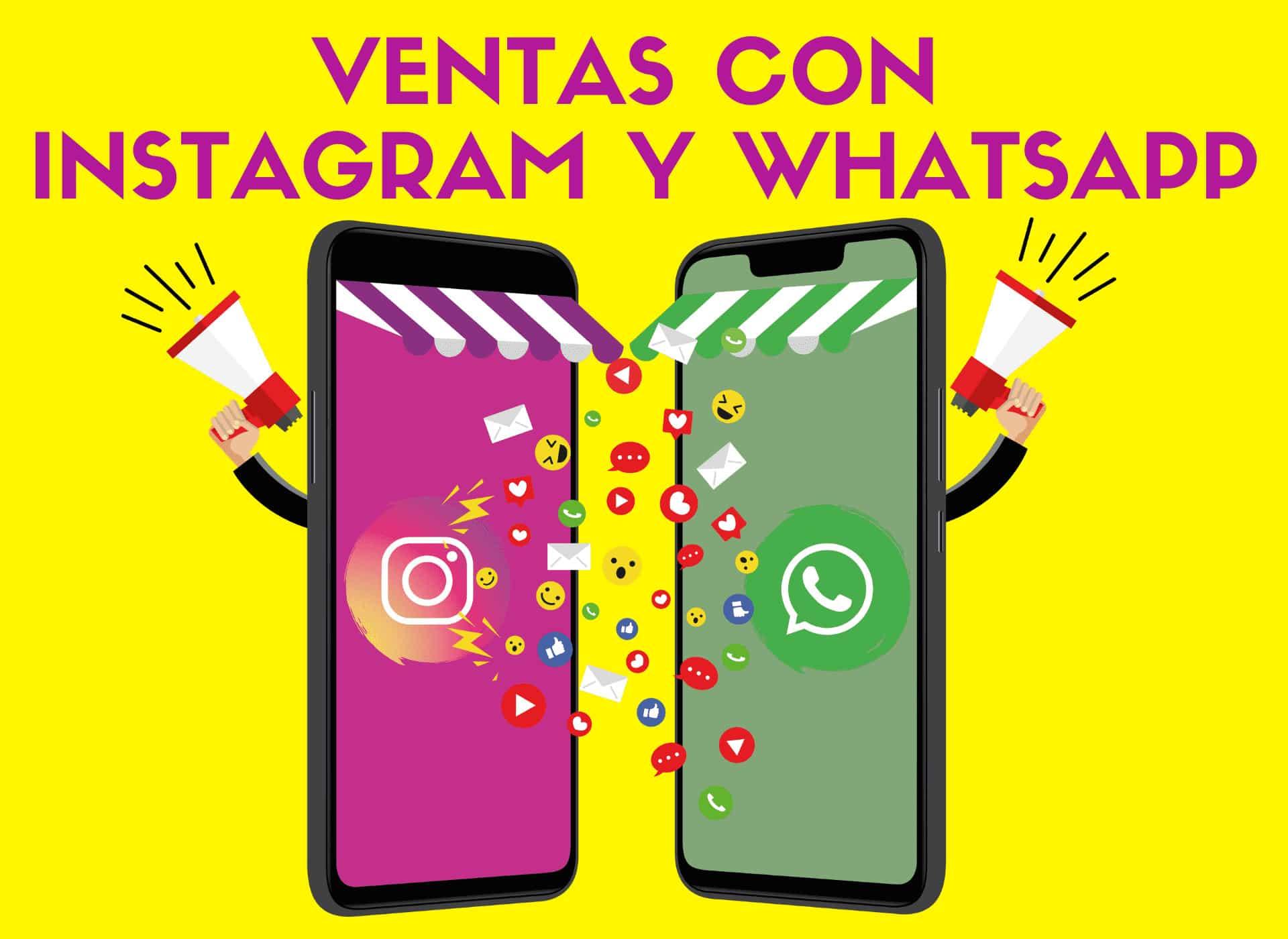 Curso Ventas con Instagram y Whatsapp