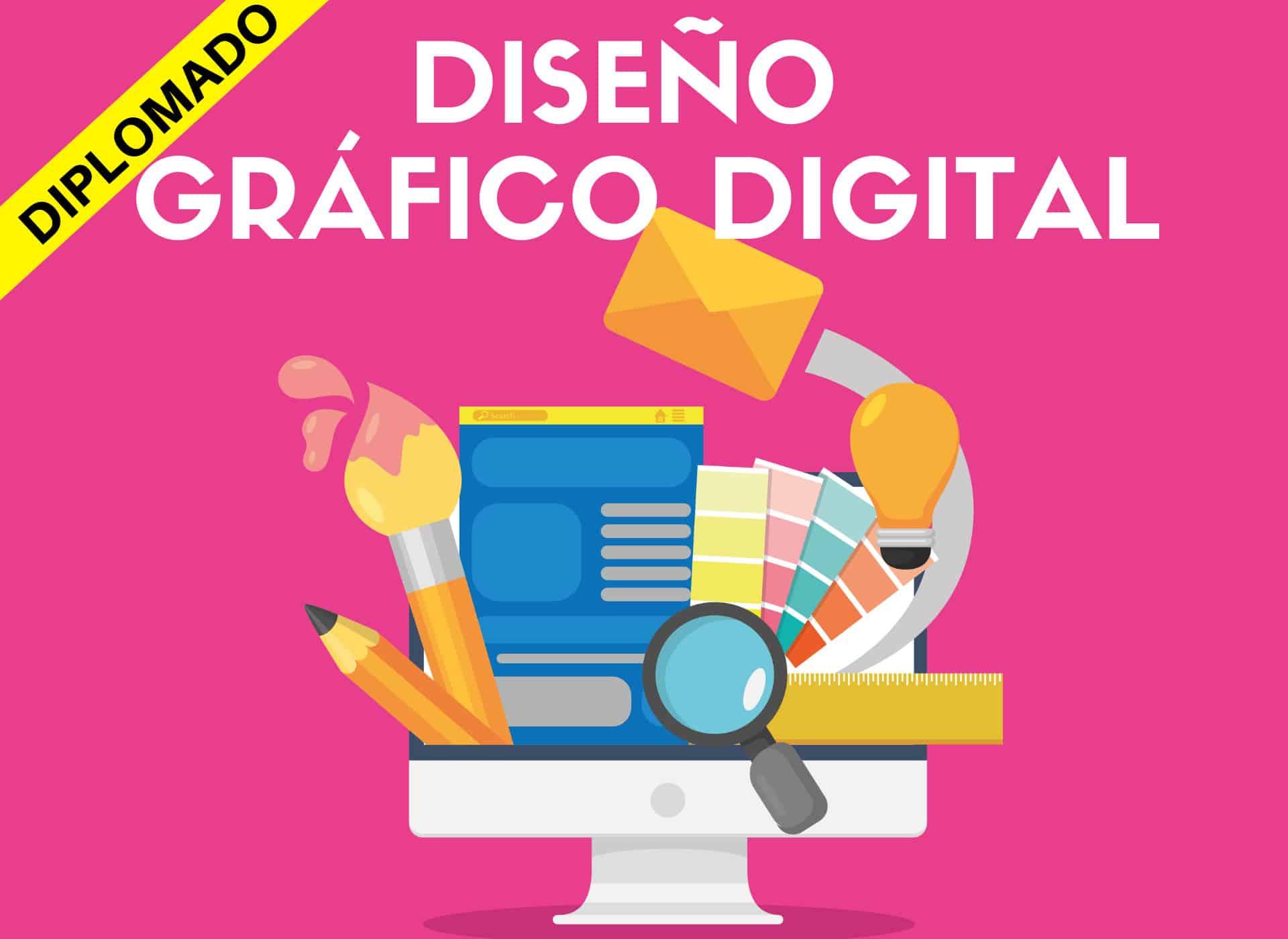 Diplomado en Diseño gráfico digital profesional