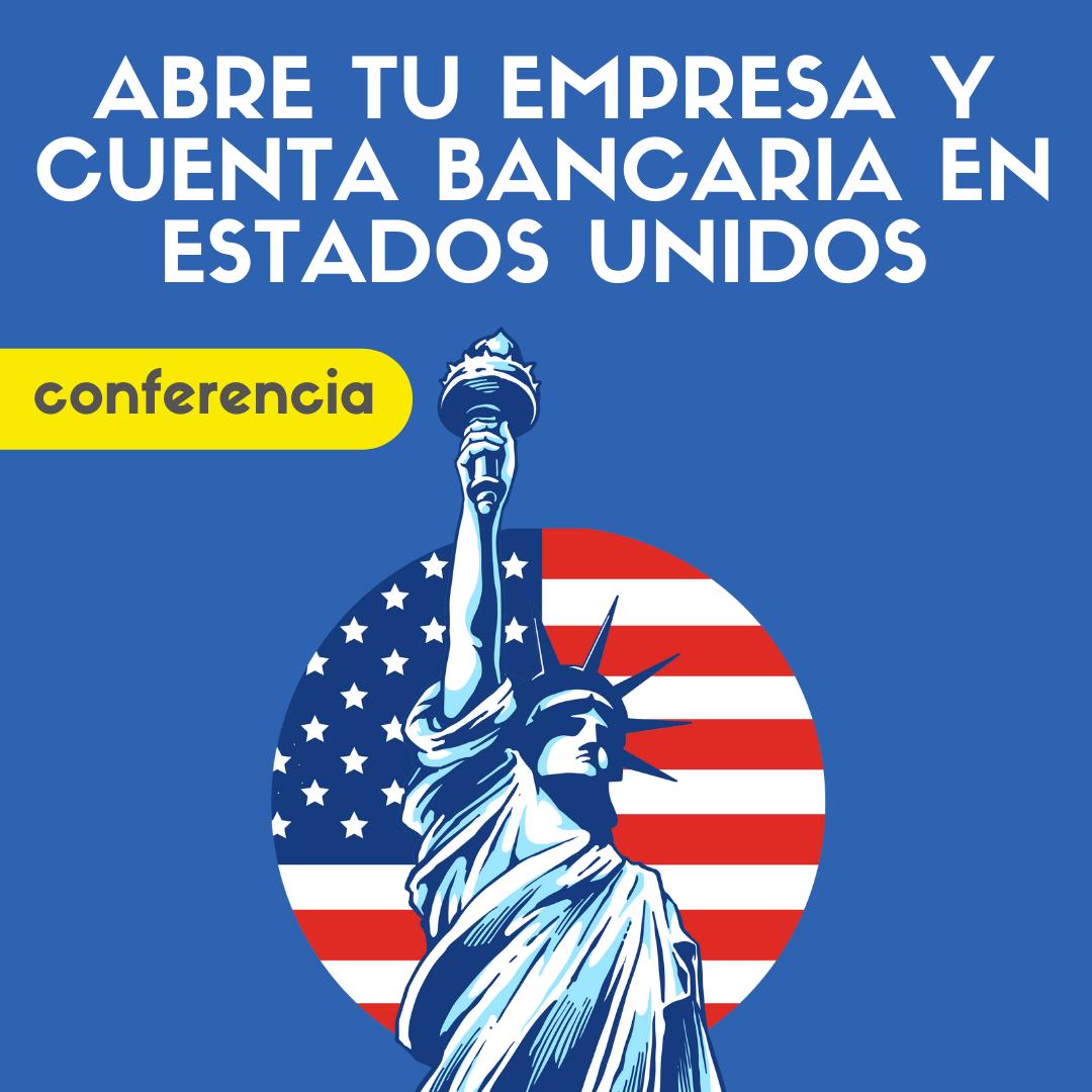 Crear una LLC en Esstados Unidos online - Abrir cuenta bancaria en USA via internet sin viajar desde Venezuela - Colombia - Argentina - Chile - México - Perú - Ecuador - Panama - Costa Rica