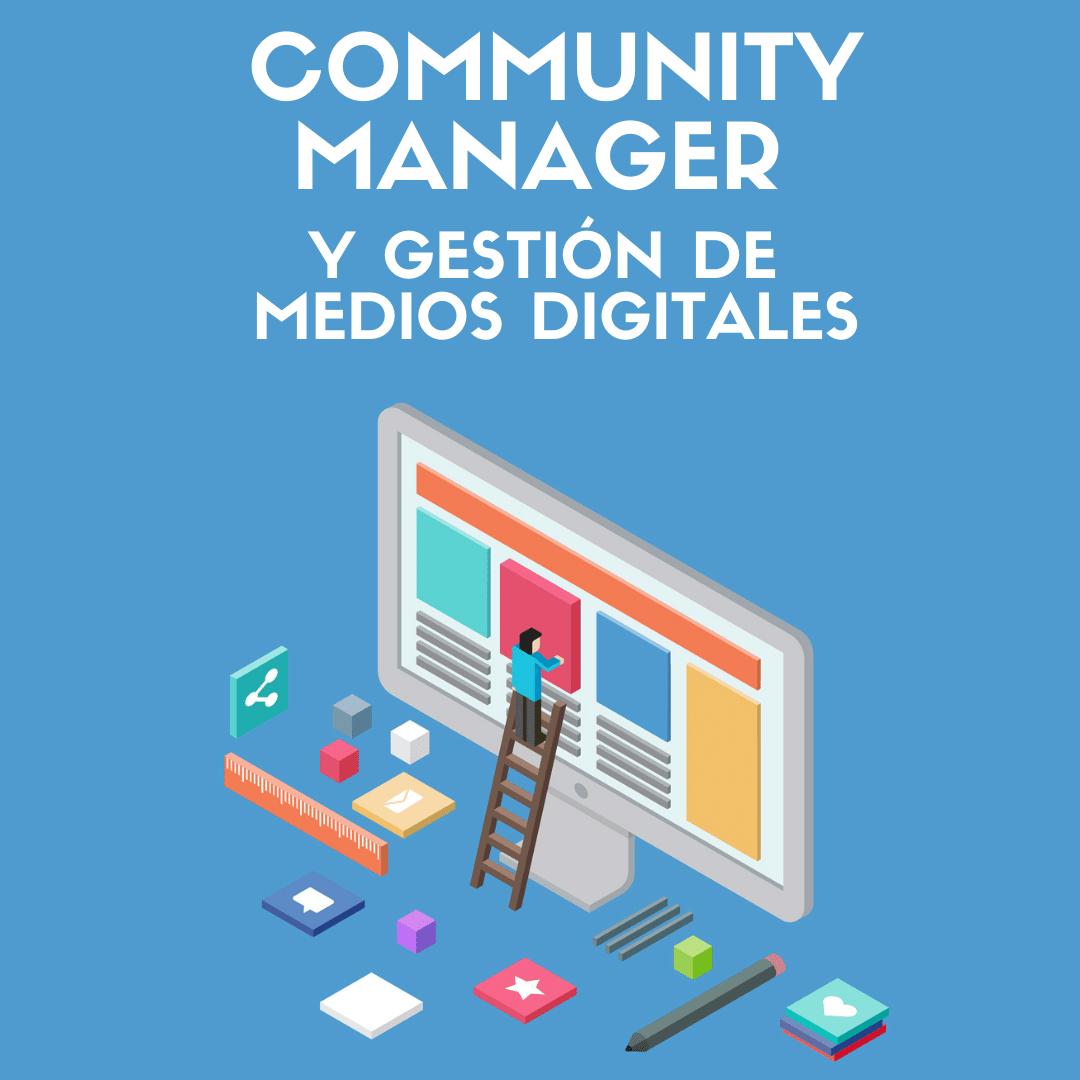 Curso Community manager online - Venezuela - Colombia - México - Miami - Estados Unidos